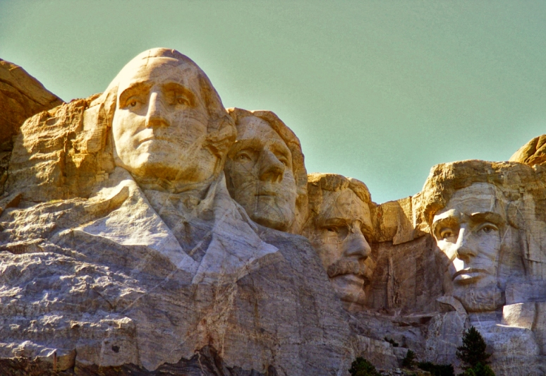 Mt. Rushmore (USA)