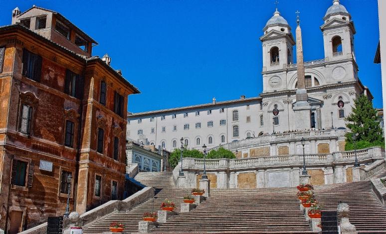 Scalinata della Trinità dei Monti (Rome)
