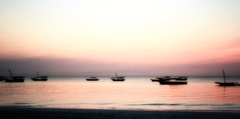 Zanzibar sunset (Tanzania)