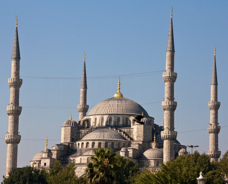 Sultan Ahmed Mosque / Blue Mosque (Istambul)