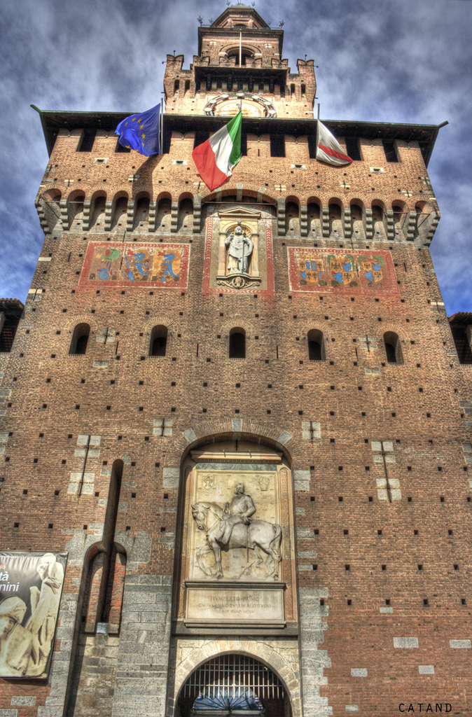 Castello Sforzesco (Milan)