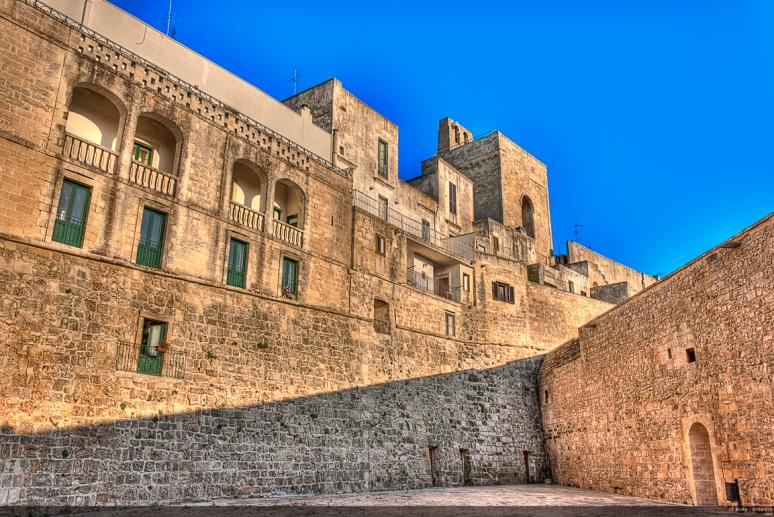 Le mura (Otranto)