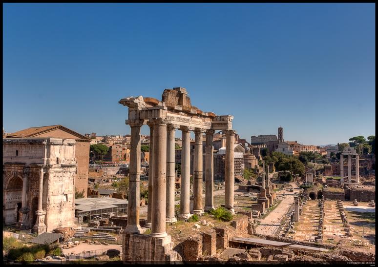 Fori imperiali (Rome)