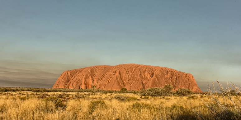 Uluru, also known as Ayers Rock