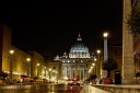The night of the eternal city