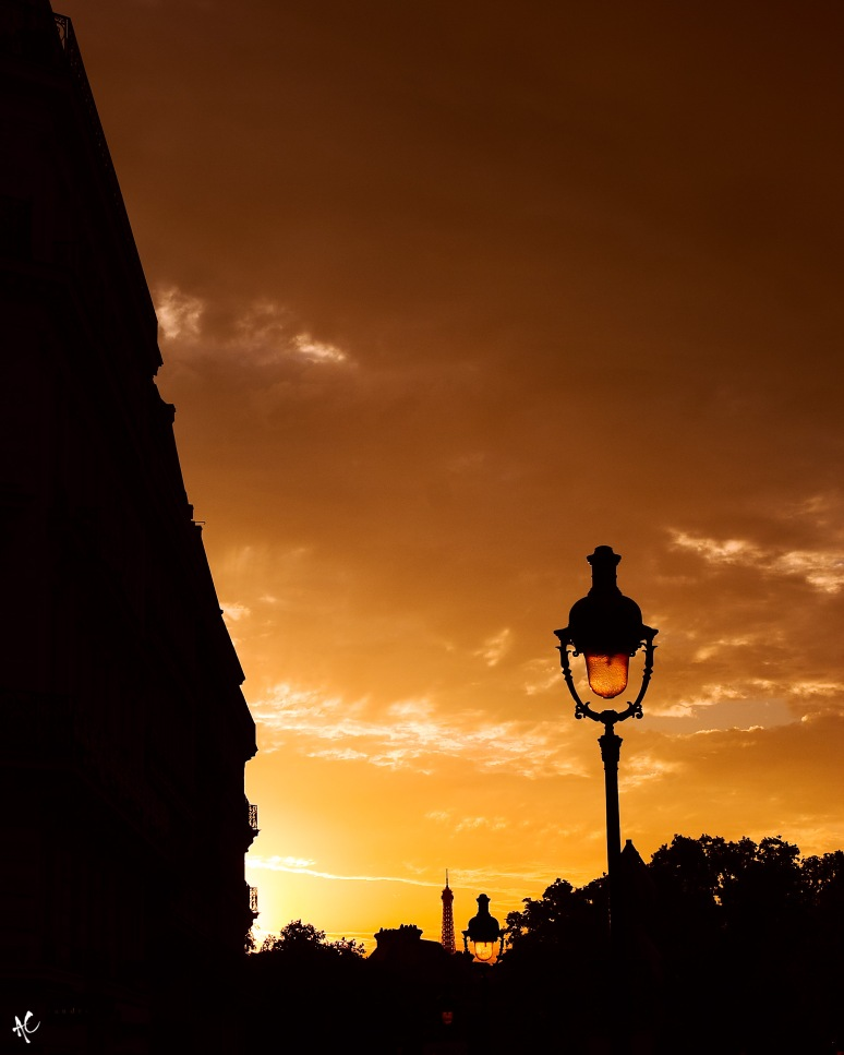 Death is not extinguishing the light; it is putting out the lamp because dawn has come.
